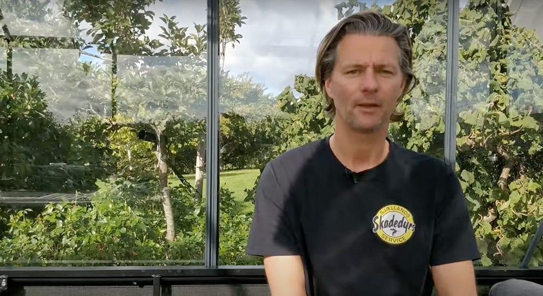 Sjællands Skadedyrsservice collaborates with TrapMe
